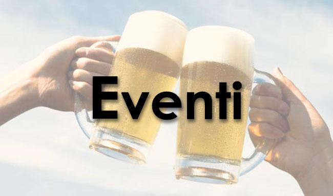 Eventi sulla birra