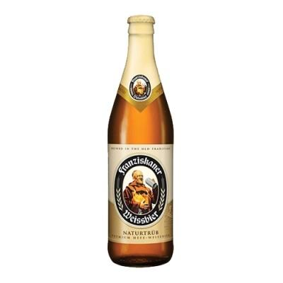 Franziskaner Weiss 50cl Beermania