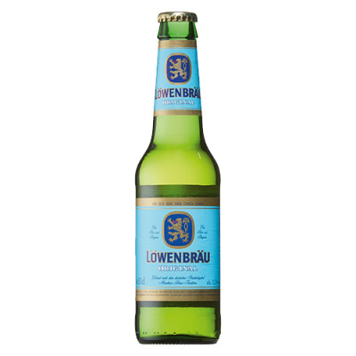 Lowenbrau_ Original_ 33_cl_helles_Beermania