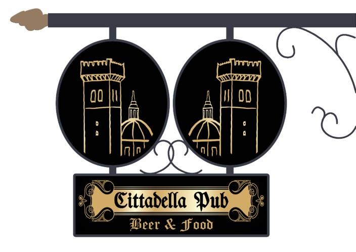 logo cittadella pub