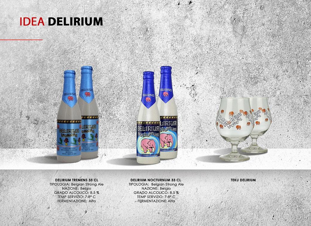 IDEA DELIRIUM